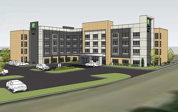 Romeoville is getting some new lodging with the planned construction of a Holiday Inn Express.