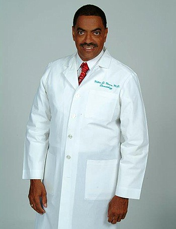 Dr. Milton D. Moore, a leading dermatologist and founder & CEO of Moore Unique Skin Care, has launched Black Skin ...