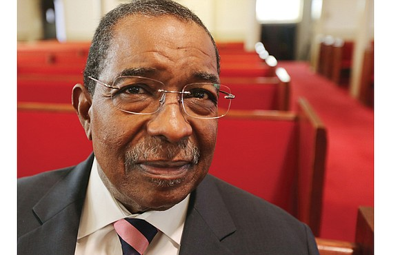 Ebenezer Baptist Church in Jackson Ward soon will be looking for a new pastor. Dr. Levy M. Armwood Jr. is ...