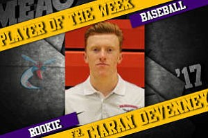 MEAC Announces Weekly Baseball Honors