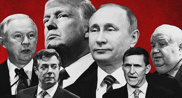Three of Donald Trump's latest ploys to distract attention from Russiagate have failed.