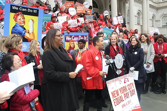 Last week City Council Member Laurie Cumbo stood with colleagues and activists from across the city to rally for economic ...