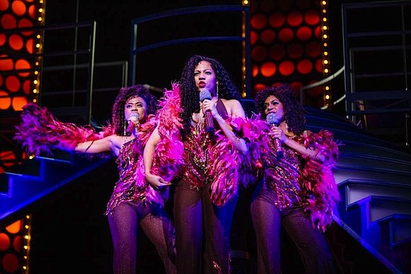 """""""Dreams Girls"""" opened at Houston's Hobby Center with a cast of multitalented actors. Directed by Sheldon Epps in his last ..."""