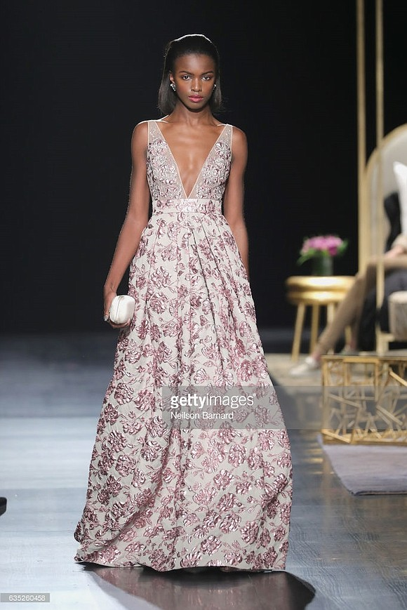 """""""If you can spend hours getting dressed, it's fabulous,"""" stated designer Mark Badgley, who with James Mischka founded the label ..."""