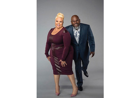 """If you are a fan of award-winning gospel singer Tamela Mann, you may know that her 2012 song, """"Take Me ..."""