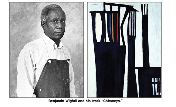 When Benjamin Wigfall was a high school student in Richmond, his view as he walked from 27th Street in Church ...