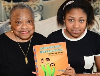At 90 years young, Chicago educator Dr. Joyce Clark says she's just getting started in her mission to help save ...