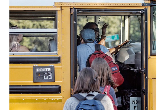 Fifty city school buses now are equipped with additional cameras to beef up security inside and to help identify scofflaw ...