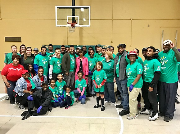 Throughout the United States and in 20 other countries, Comcast Cares Day was a hit