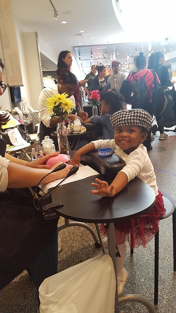 Celebrating Earth Day in Flushing, N.Y., the Queens Museum held a series of events that included the Mamas Expo, which ...
