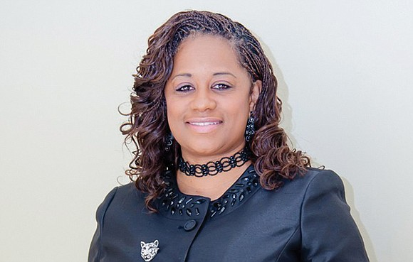 Success on the basketball court has led to success off the court for AnnMarie Gilbert, coach of the Virginia Union ...
