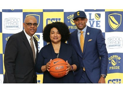 Coppin State University Director of Athletics Derek Carter announced on Wednesday, April 26, 2017 that Juan Dixon has been named ...