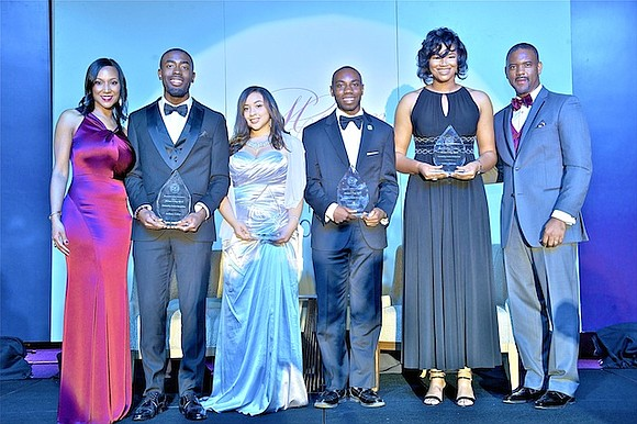 Texas Southern University held its inaugural Maroon and Gray Affair on April 29 at the Marriott Marquis Houston and raised ...