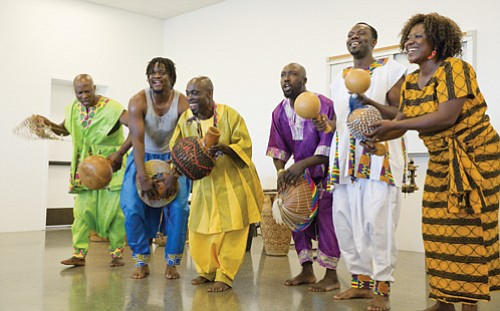 African Routes: Celebrating the West African Musical Heritage of the Americas
