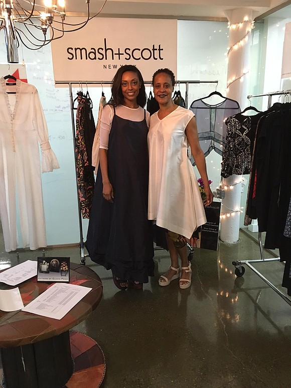 Last Sunday afternoon, SoHarlem's loft at the Mink Building, 1361 Amsterdam Ave., Suite 340, was filled with plenty of artsy ...