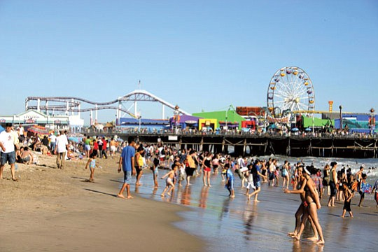 The Los Angeles Tourism and Convention Board announced recently that a record-setting 47.3 million visitors injected an all-time-high $21.9 billion ...