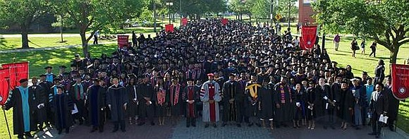 Texas Southern University saluted 1,139 candidates for graduation during Spring Commencement exercises on May 13 in TSU's H&PE Arena. Texas ...
