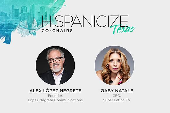 Nationally renown Hispanic marketing industry leader Alex López Negrete, CEO and founder of Lopez Negrete Communications, and multi EMMY Award-winning ...