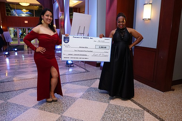 The Metropolitan Black Bar Association hosted its annual gala Friday at Pier 60.