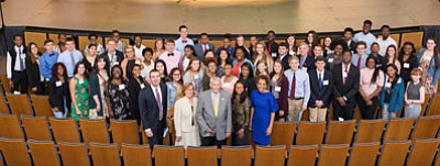 The Comcast Foundation announced the 2017 recipients of its annual Leaders and Achievers® Scholarship Program awards in Maryland.
