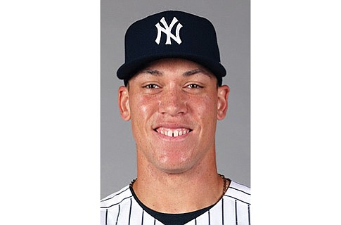 Aaron Judge is large and in charge. The New York Yankees rookie right fielder has head-turning size, with talent to ...