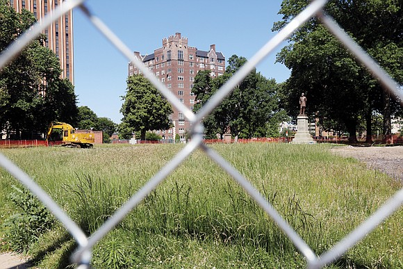 The renovation of Monroe Park is a prime example of why Richmond City Council is becoming more aggressive in overseeing ...