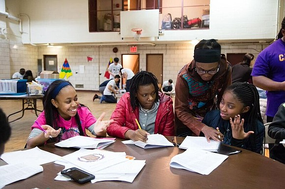 Students who want to attend specialized high schools are required to pass the schools' admissions tests.
