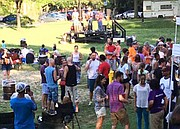 Boltonstock Festival 2017 will be held on Saturday, June 3, 2017 from 5 p.m. to 10 p.m. in Sumpter Park located  between Eutaw and Bolton Streets on the west and east; and Robert and Laurens Streets on the north and south. All are invited to this fabulous festival with a great variety in music with lots of vendors. Rambling Rose will be there!