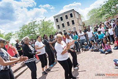 Residents of Central West Baltimore will gather on Saturday, June 3, 2017 for the 10th annual Boundary Block Party at ...
