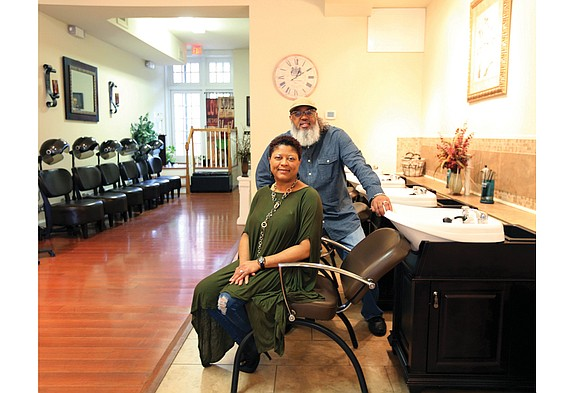 Salons and barbershops have been central communication hubs in African-American communities for as long as they have existed.