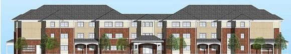 New Lenox Horizon Senior Living Community recently broke ground on the southwest corner of Cedar Rd. and Otto Dr. in ...
