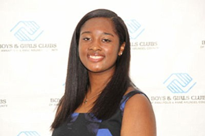Anne Arundel County resident, Sydney Williams was named Maryland State Youth of the Year by the Boys & Girls Club ...