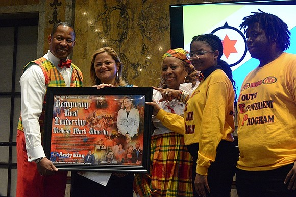 Several elected officials kicked off National Caribbean American Heritage Month with a celebration of nine people of Caribbean heritage at ...