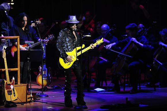 The Houston Symphony will celebrate the massive pop music contributions of Prince at 7:30 p.m. Saturday, July 15, with a ...
