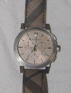 A watch belonging to a man found dead in Green Garden Township could be a clue to his identity.