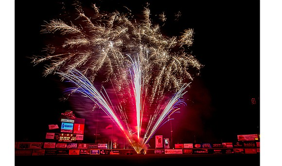 Fireworks shows will occur over Richmond skies and those in the counties in celebration of the Fourth of July holiday ...