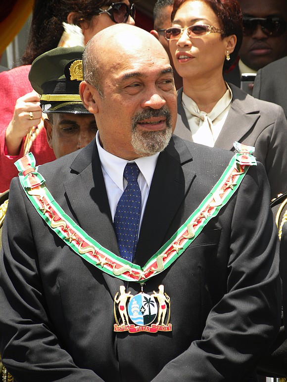 A court in Suriname has recommended a prison sentence of 20 years for Suriname's head of state, Desi Bouterse