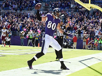 The Baltimore Ravens will have an interesting road to travel when it comes to the tight end position. The team ...