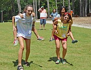 Camp Kesem gets participants to feel at ease and be themselves while they learn to tackle a rather tragic situation -- having a parent with cancer.
