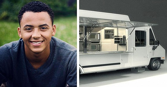 herron A. Stevens, a 21-year old African American college student, is launching a creative and unique food truck concept called ...
