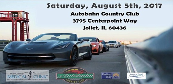The Will-Grundy Medical Clinic will host their 3rd annual Autobahn fundraiser on Aug. 5 in Joliet.