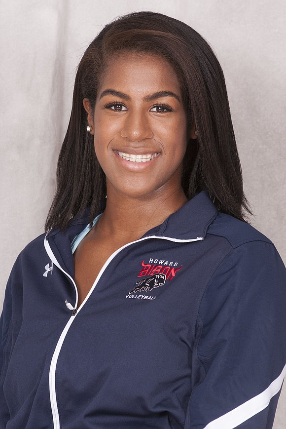 It has been an intense and exciting summer for Khaila Donaldson, who enters her senior year at Howard University this ...