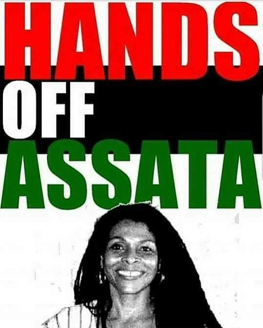 A contingent of grassroots activists, artists, admirers and comrades of exiled political refugee Assata Olugbala Shakur came together Sunday, July ...