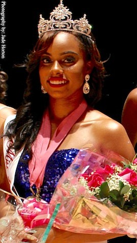There is a new jewel in Houston's crown and her name is Symone Pellerin. Crowned this past weekend on the ...
