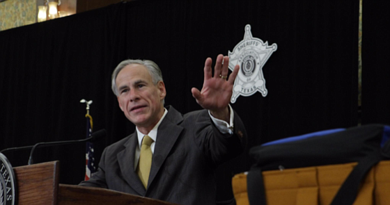 Governor Greg Abbott today delivered remarks at the 139th annual Sheriffs' Association Training Conference and Expo in Grapevine, Texas. In ...