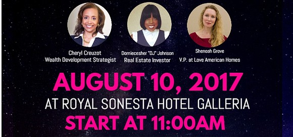 Join female strategists for a dynamic event powered by Mercedes-Benz of Houston Greenway on Thursday, August 10, 2017, at the ...