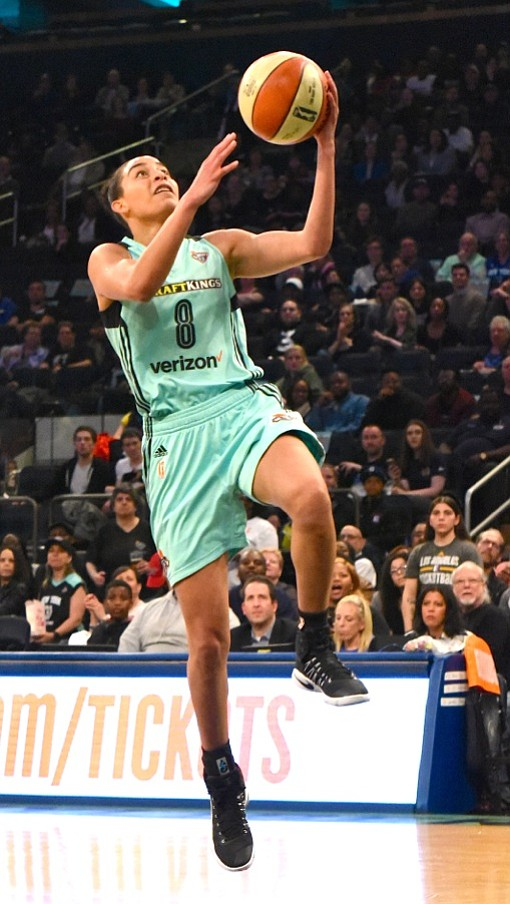 It's been a jam-packed six weeks for the New York Liberty.