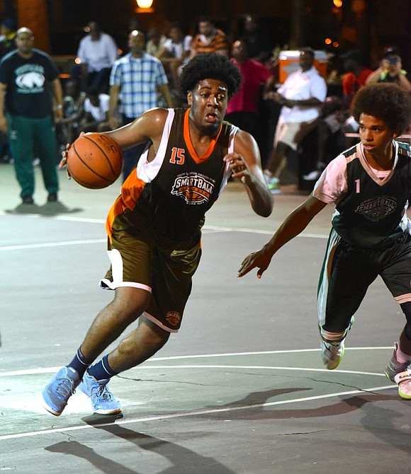 SMARTBALL and the Golden Hoops basketball tournament start up this week, highlighting some of the best high schools and players ...