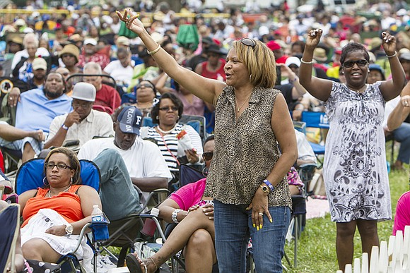 Thousands of music fans will be in Richmond this weekend to enjoy jazz, blues and funk from more than two ...