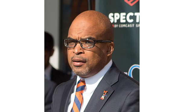 Virginia State University President Makola M. Abdullah was named Male President of the Year at the 2017 HBCU Awards presented ...